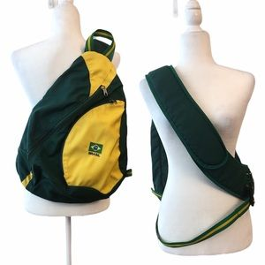 Sling Backpack Single Strap